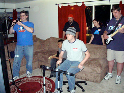 Rock Band Den of Destruction!