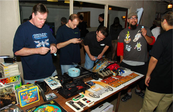ChaseTheChuckwagon.com raffled off another great batch of vintage gaming items