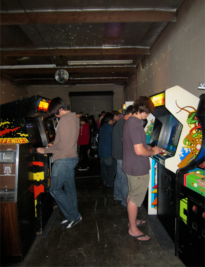 The Last Arcade on the Planet!  It'd be a better planet if more like this were still around